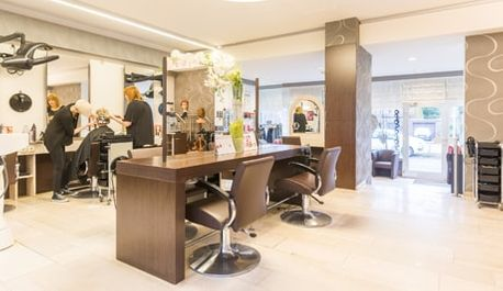 Salon Rickfelder Frisuren in Münster